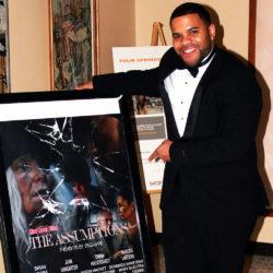 RJ Griffith @ Assumptions Movie Premier